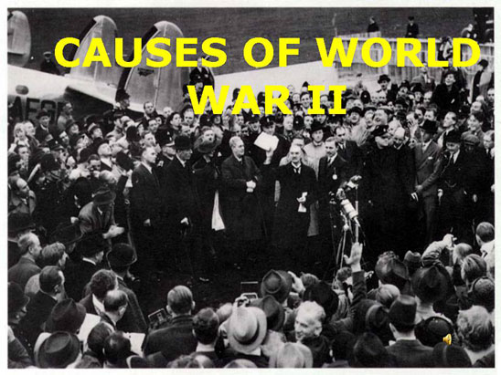 World war 2 essay competition